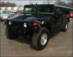 ARMORED HUMMER H1 for sale